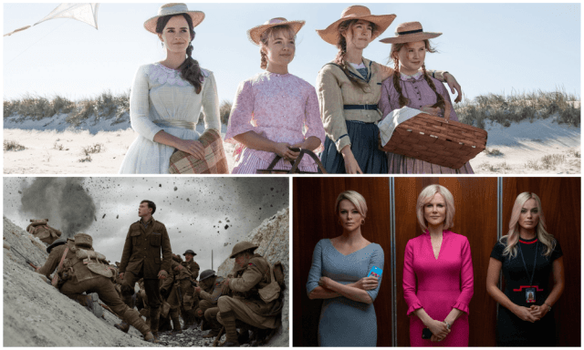 2020 Oscar Nomination Predictions: BEST PICTURE (November) - AwardsWatch