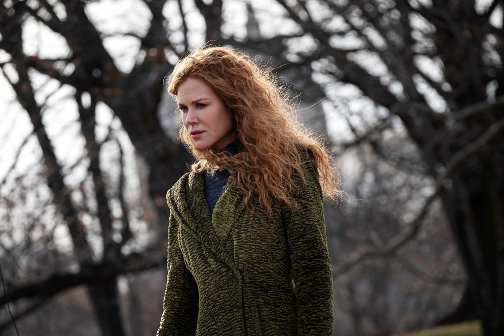 First Look: Nicole Kidman in teaser trailer for HBO's 'The ...