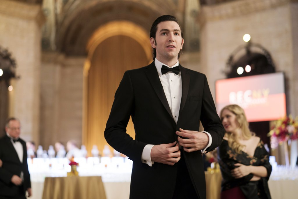 Nicholas Braun. photo: Peter Kramer/HBO