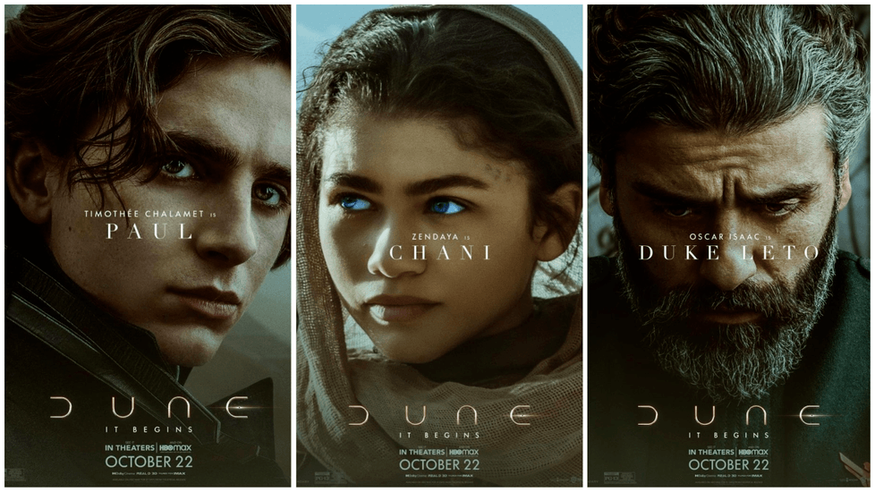 dune posters