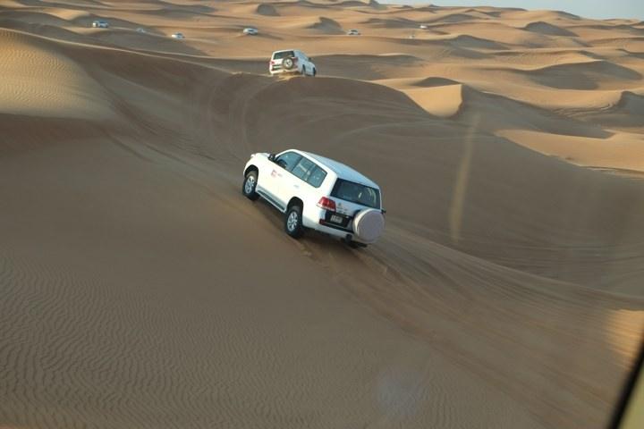 cool desert suvs