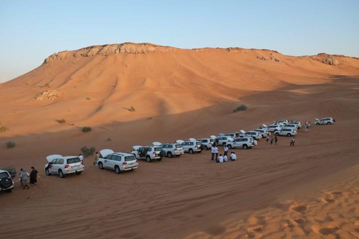 desert suvs