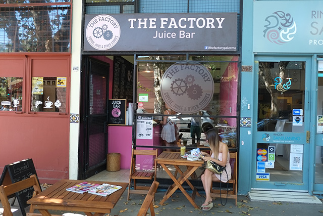 FactoryJuice