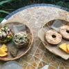 Breakfast at Evolution Cafe in Kona