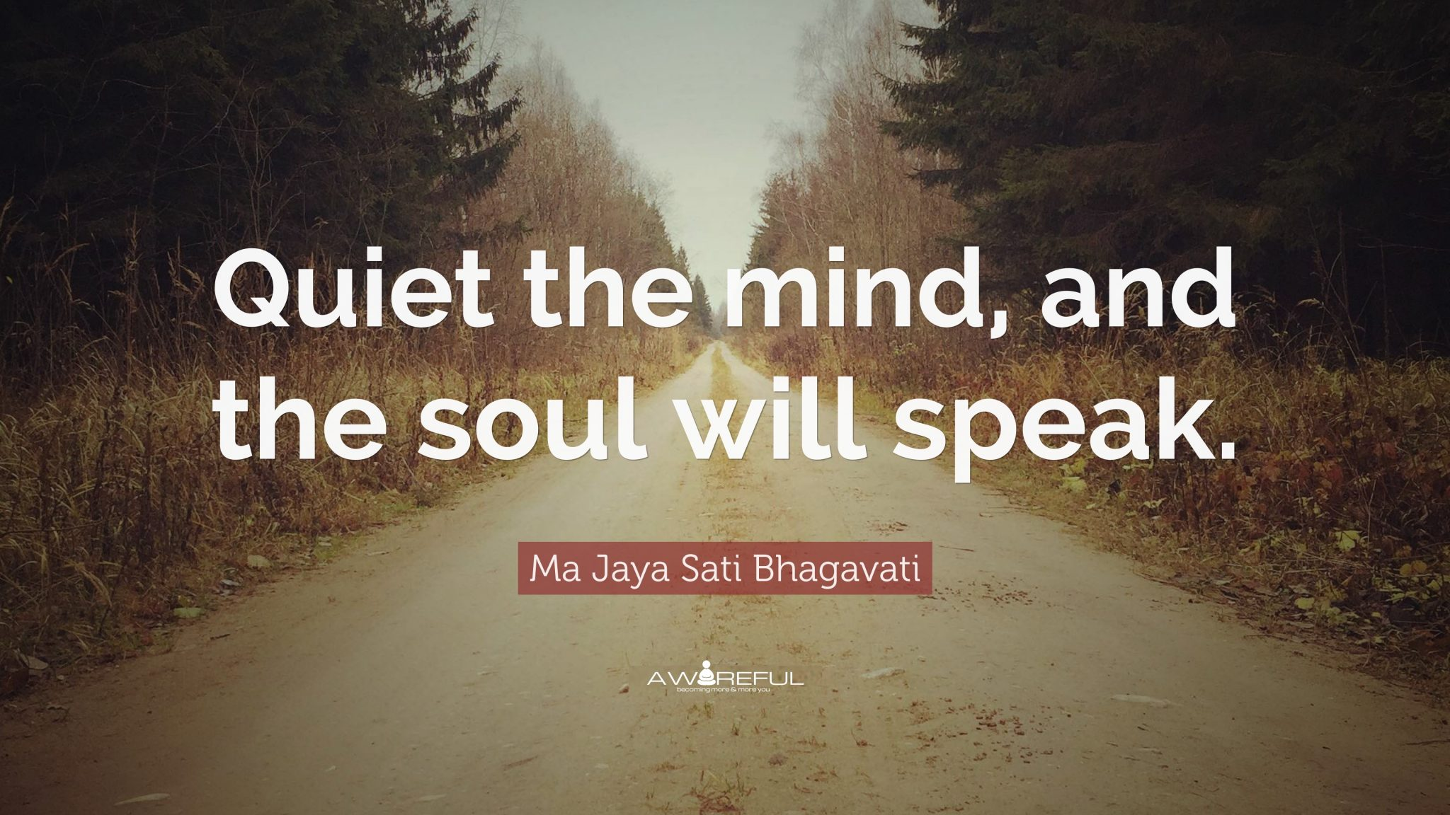 Mindfulness for the Soul