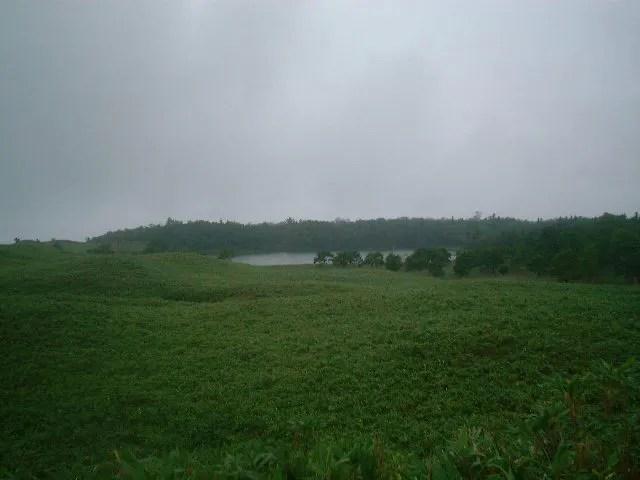 知床五湖展望台