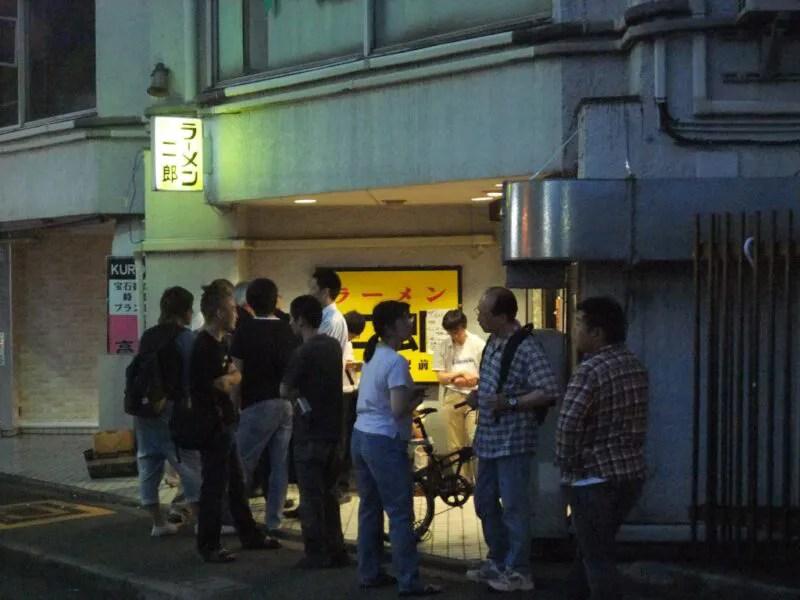 ラーメン二郎ひばりヶ丘店