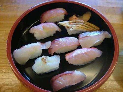 朝獲れ850寿司