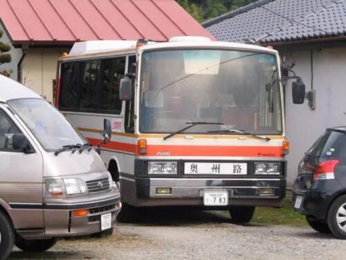 送迎バスまである