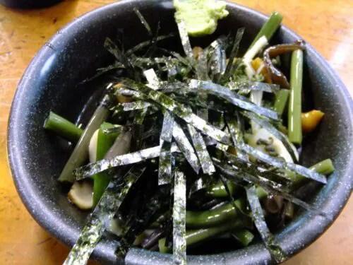 つまみ山菜