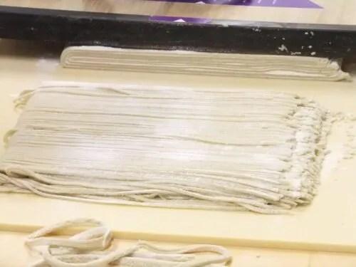 奇麗な蕎麦