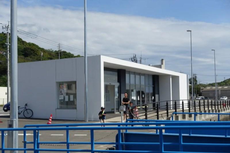瀬戸港ターミナル