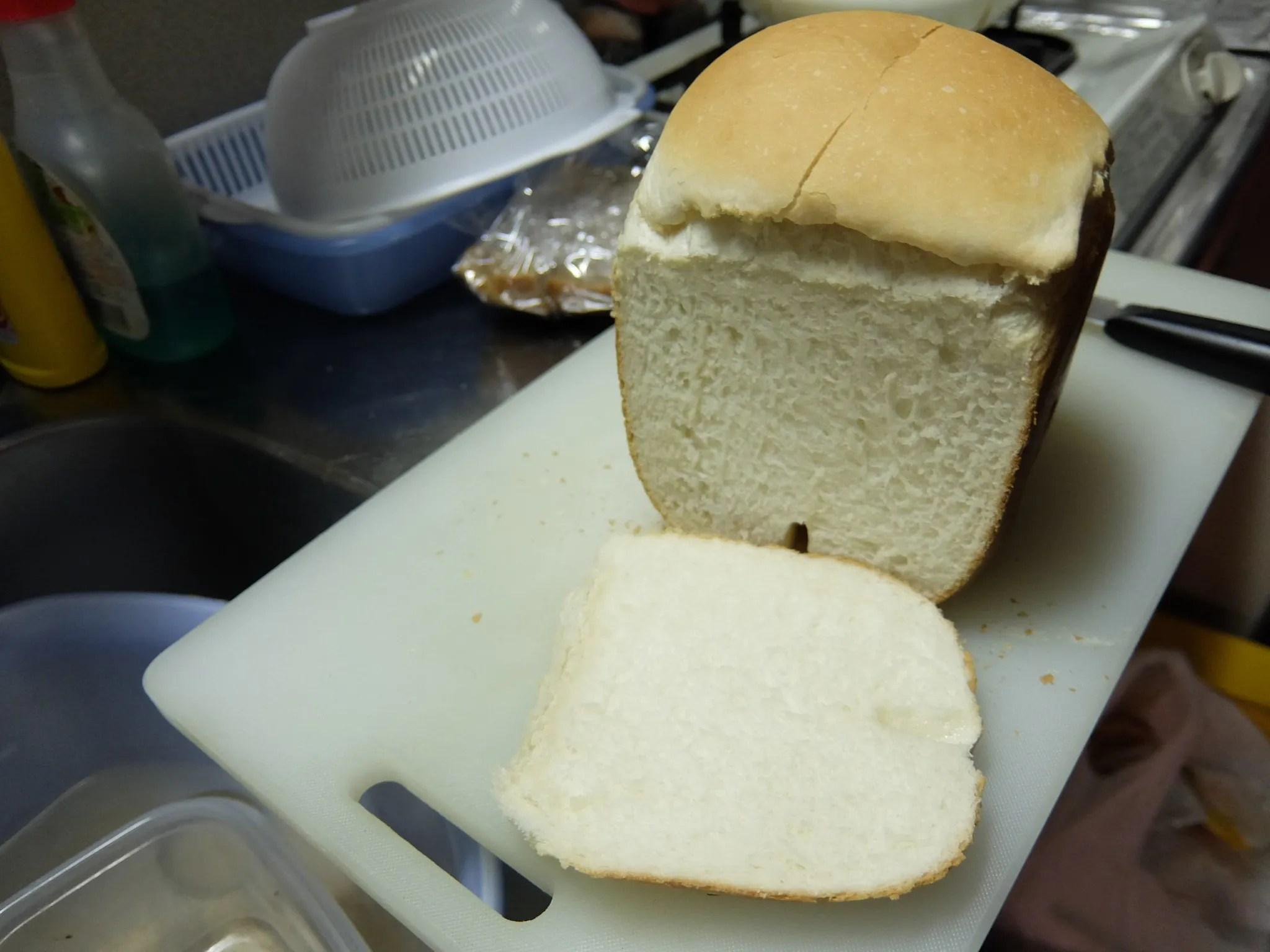 早焼きパン