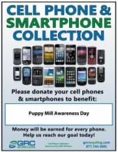 PMAD Cell Phone Recycling