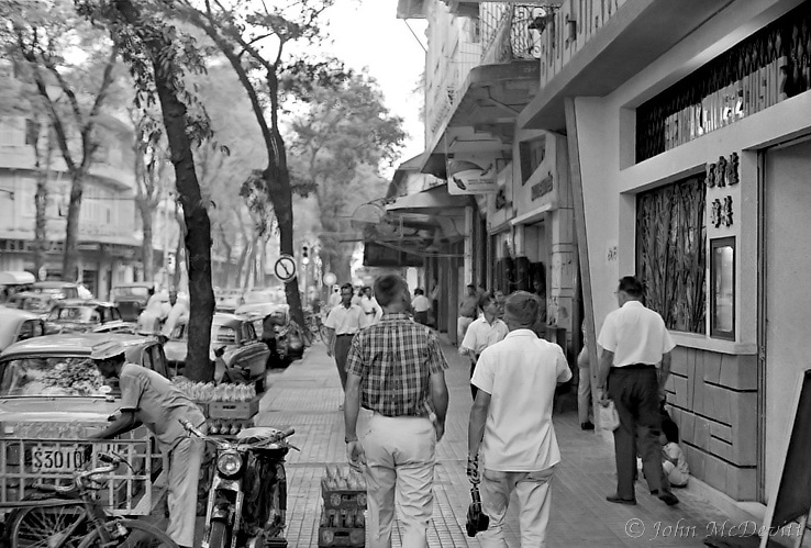 Saigon Streets 1966 Revisited (3/4)