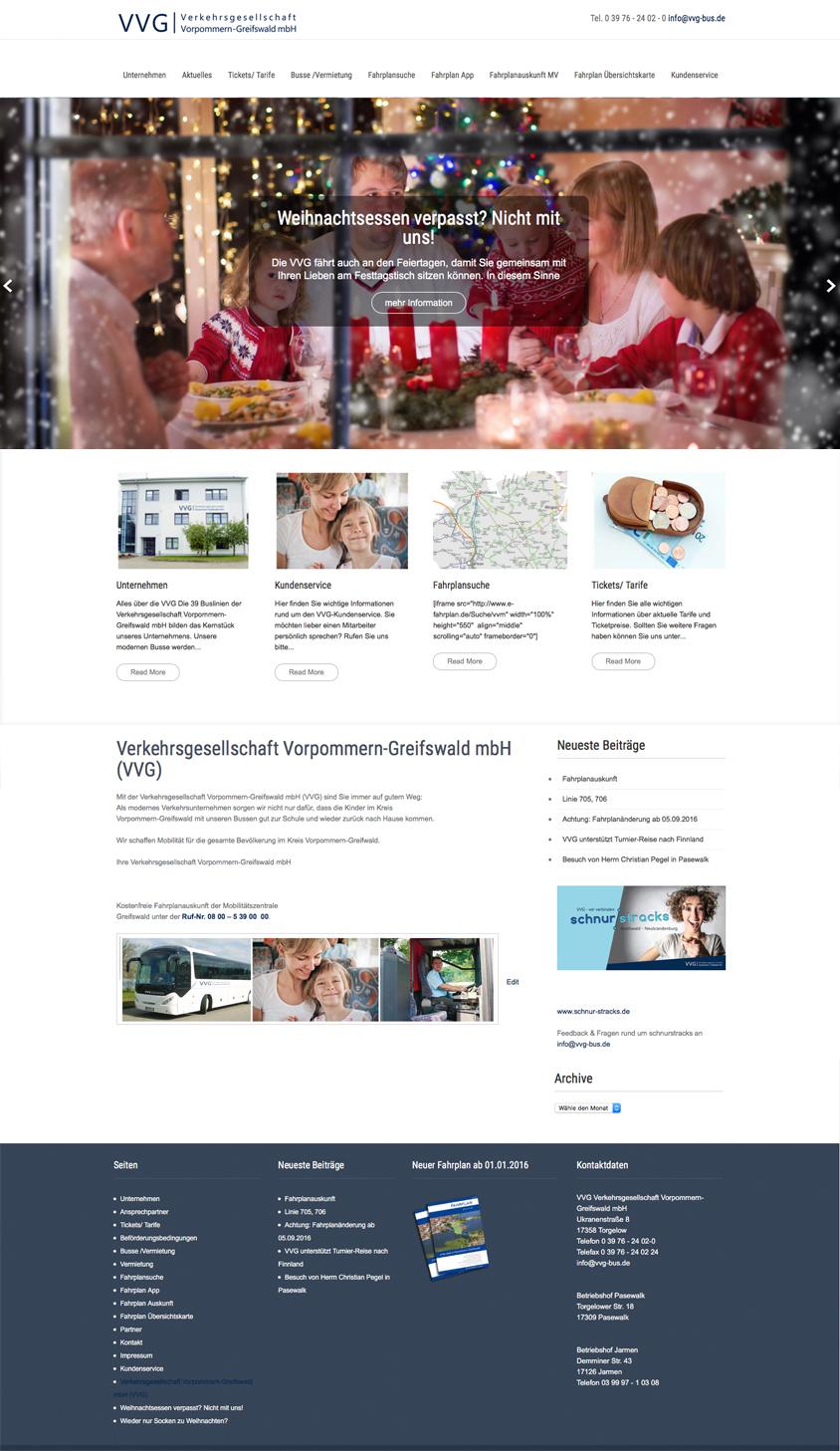 webdesignvorlage-vvg
