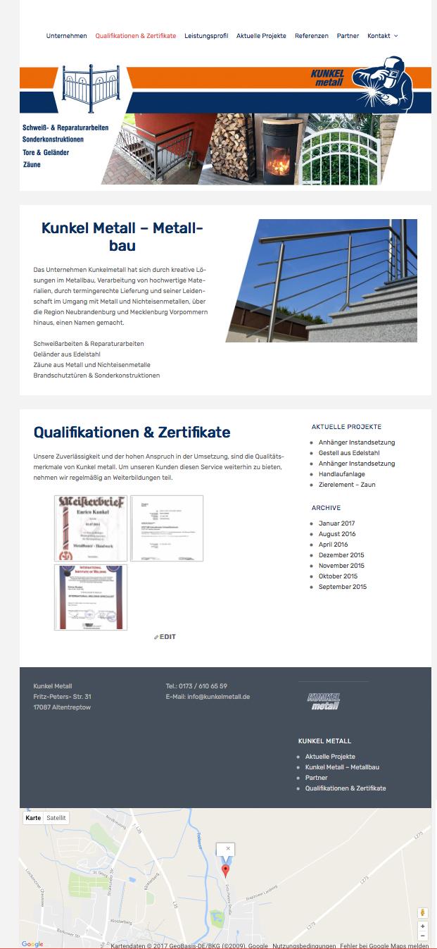 Responsives-Design_Kunkelmetall_Webseitenerstellung_Anja-Wiessmann