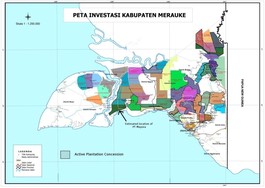 concession map