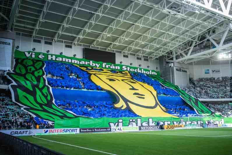 Away Days Voetbalreizen - Hammarby IF - Stockholm Derby