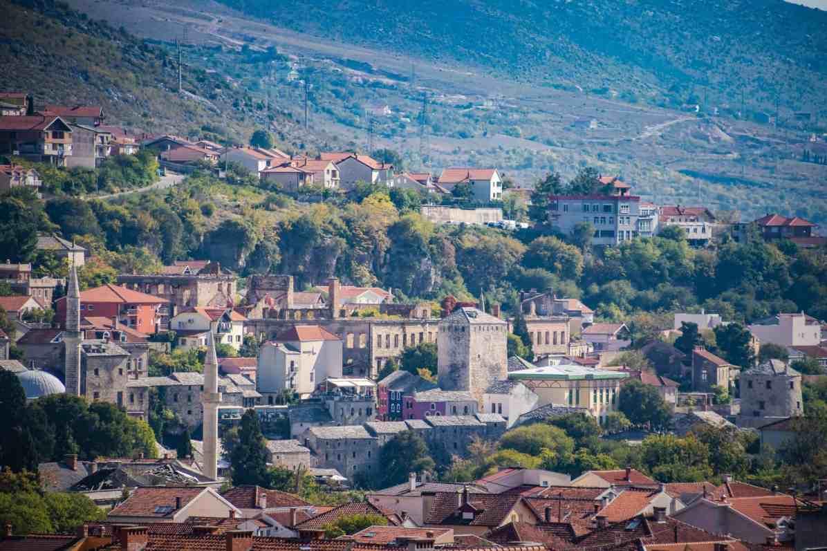 Away Days - Mostar Derby