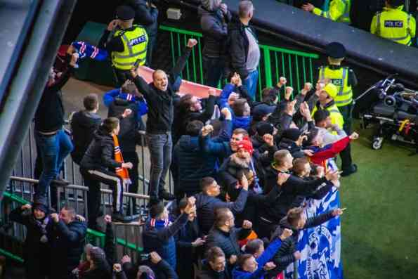 Away Days - The Old Firm