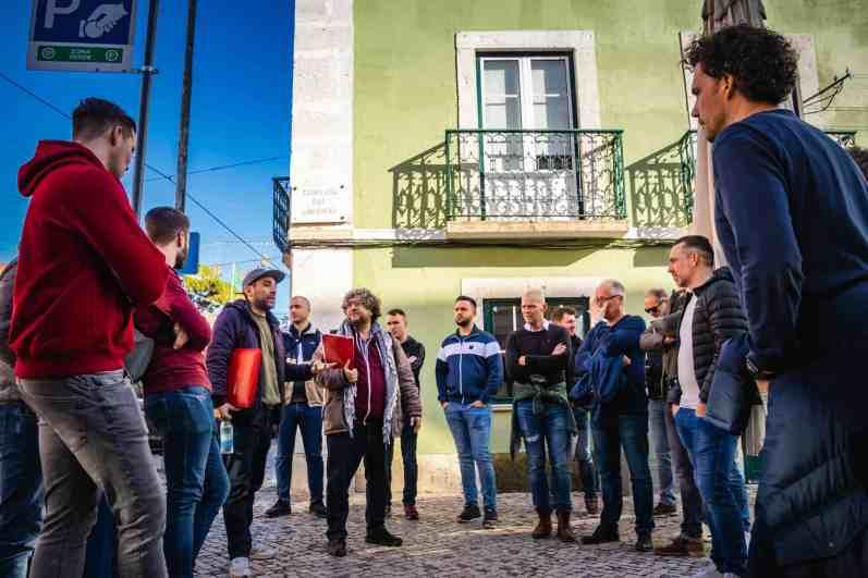Voetbalreis Lissabon: historische voetbal tour in de Portugese hoofdstad