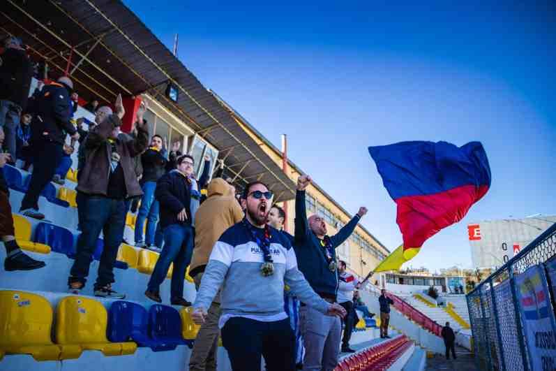 Voetbalreis Lissabon: op bezoek bij Atletico CP in Estadio da Tapadinha