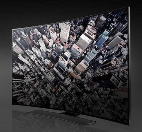samsung curveduhd tv