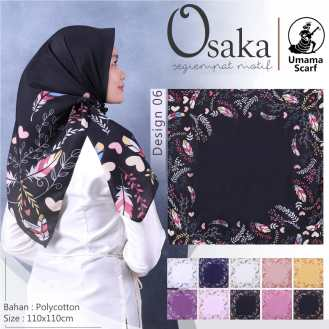 jilbab segiempat osaka umama scarf