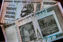 Zimbabwe Currency (that doesn't exist)