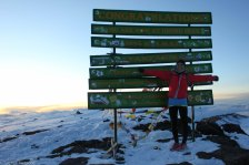 Uhuru Peak, Day 2