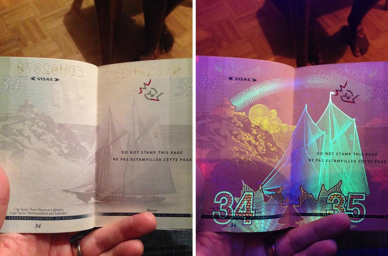 World's Most Coolest Passports