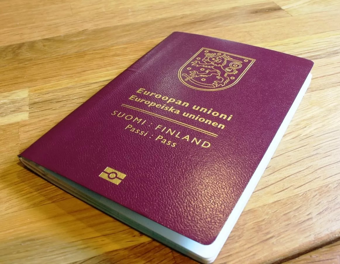 passport finland - World's Most Coolest Passports