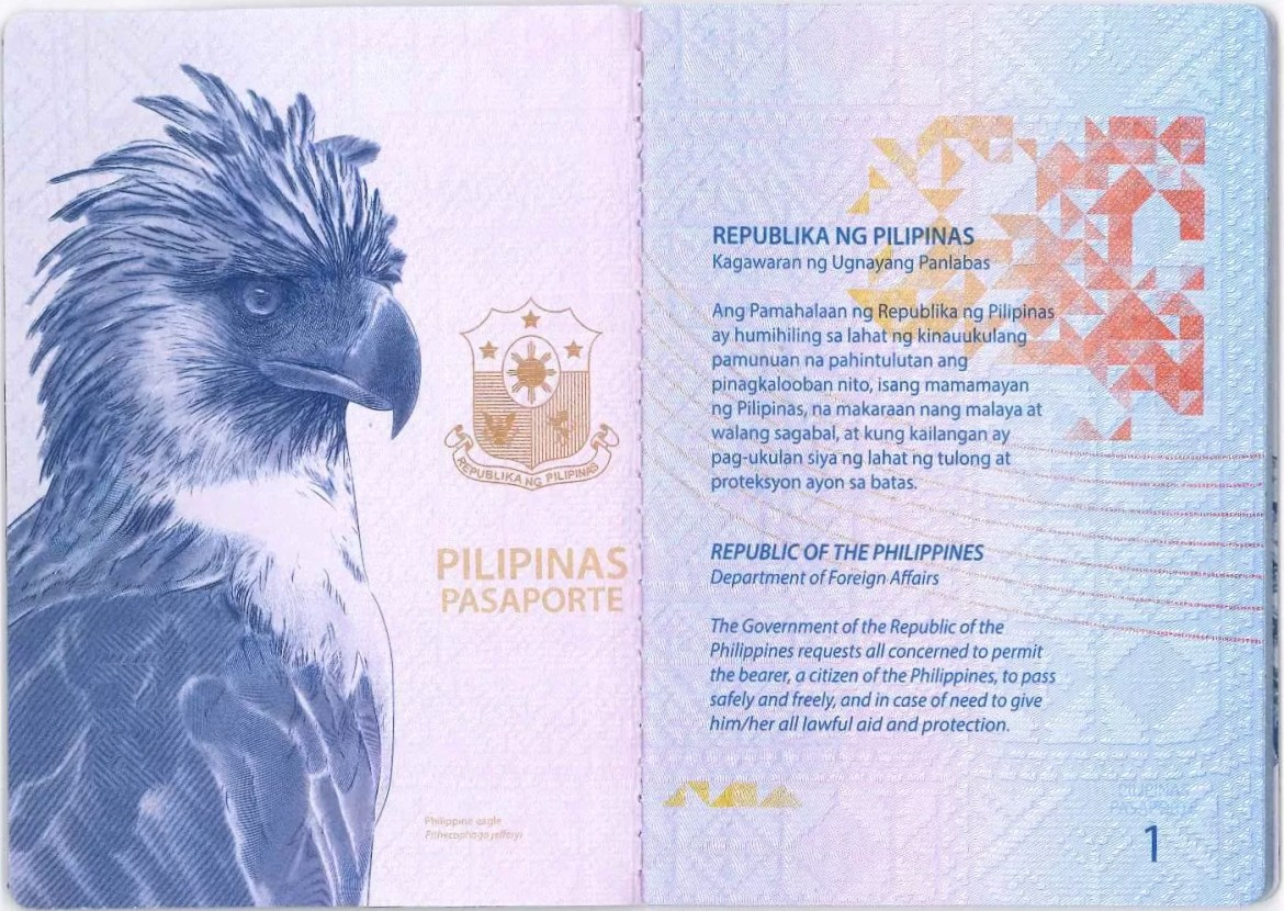 passport philipines 1 - World's Most Coolest Passports