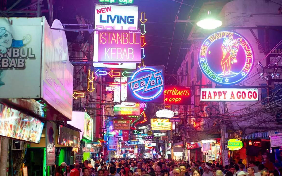 thailand nightlife - Reasons why I love thailand