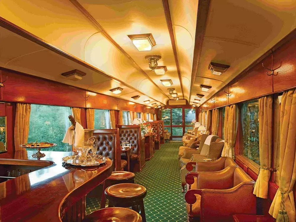 train rovos - 6 Railway journeys to blow your mind