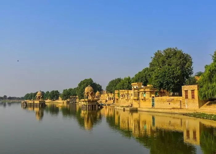 Gadsisar Lake Jaisalmer - What to Explore in Wonderful Golden City Jaisalmer