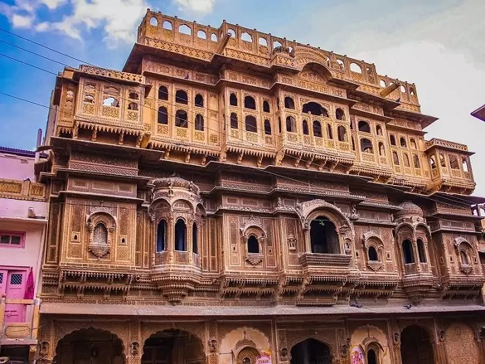 Nathmal Ji Ki Haveli Jaisalmer - What to Explore in Wonderful Golden City Jaisalmer