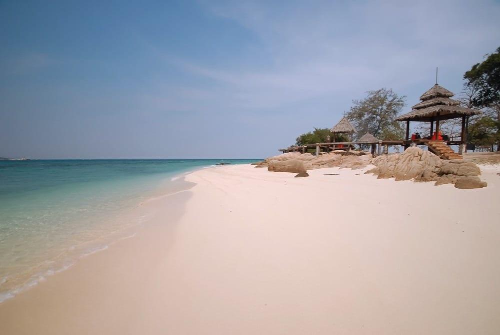 Querim Beach - Top Hidden Tourist Gems in Goa
