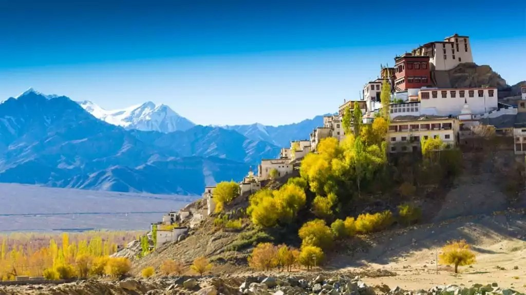 ladakh 1024x576 - Best places to visit in India during summer