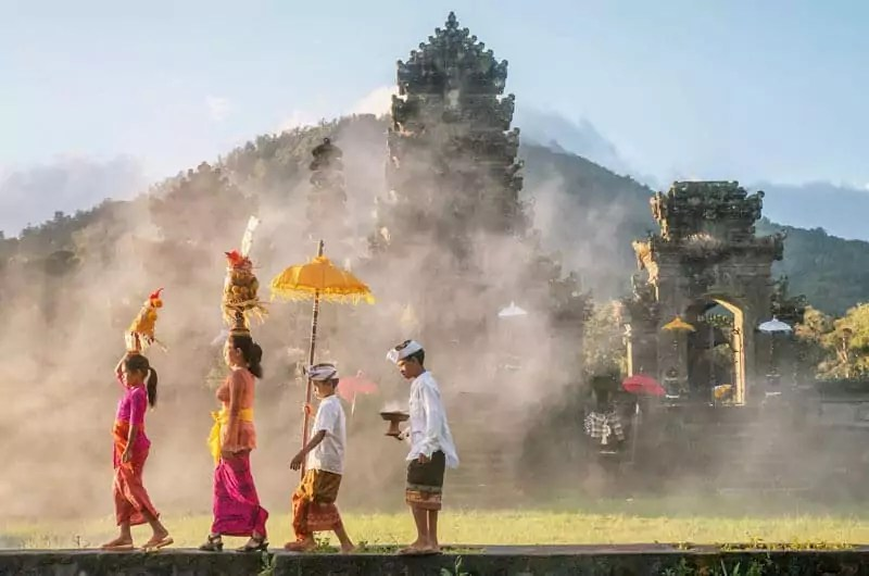 bali2 - Top Tourist Attractions in Bali
