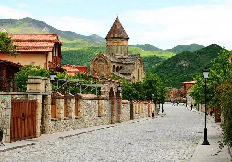 Mtskheta - 8 Tourist Spots in Georgia that you Should Never Miss