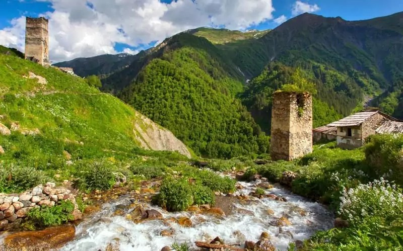 Svaneti - 8 Tourist Spots in Georgia that you Should Never Miss