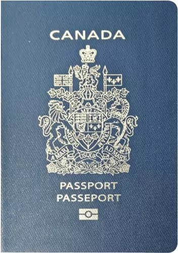 canada passport - World's Most Coolest Passports
