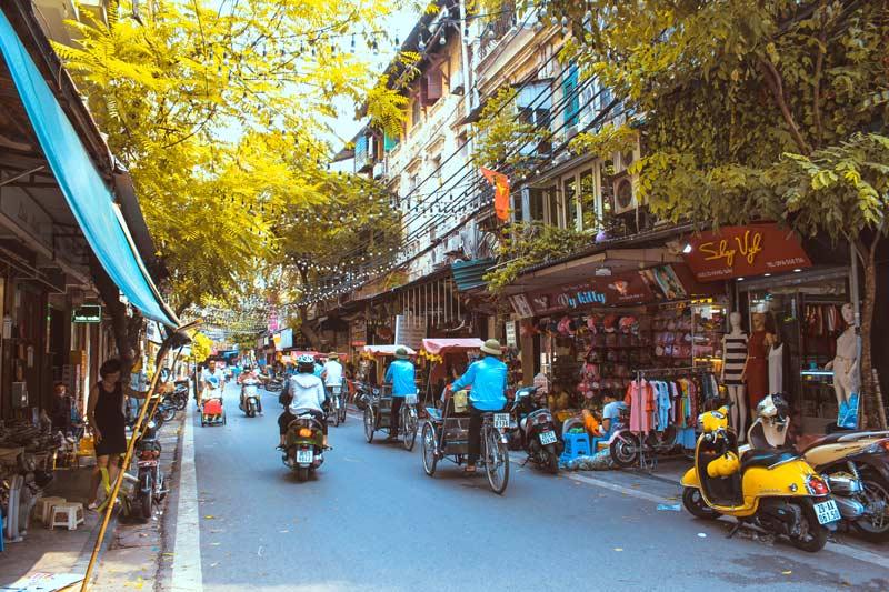 hanoi vietnum - Best destinations in the world for your next vacation