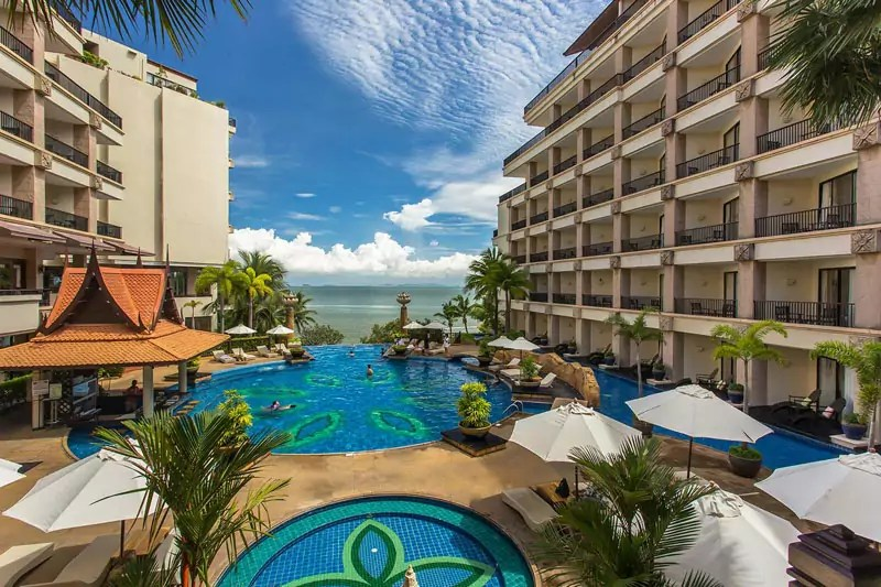 Basaya Beach Hotel Resort - Pattaya Resorts That Are Ideal For A Peaceful Stay