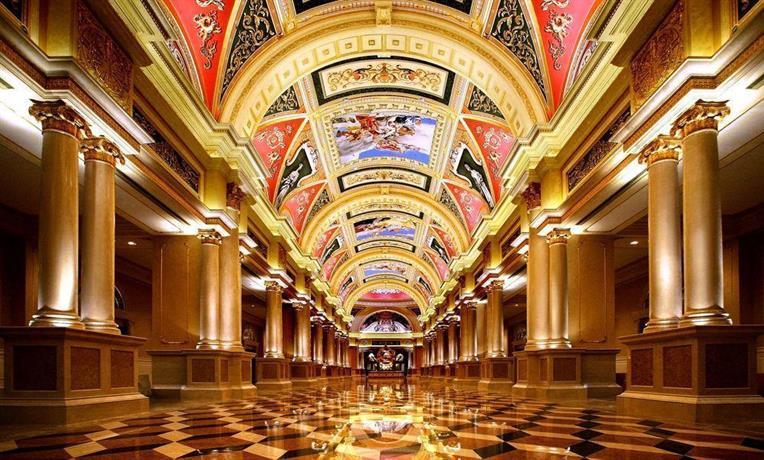 Venetian Macao Resort Hotel 1 - The most glamorous casinos around the world