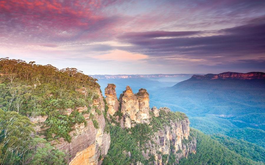 Blue Mountains Australia - Top 3 Ecotourism Places to Visit