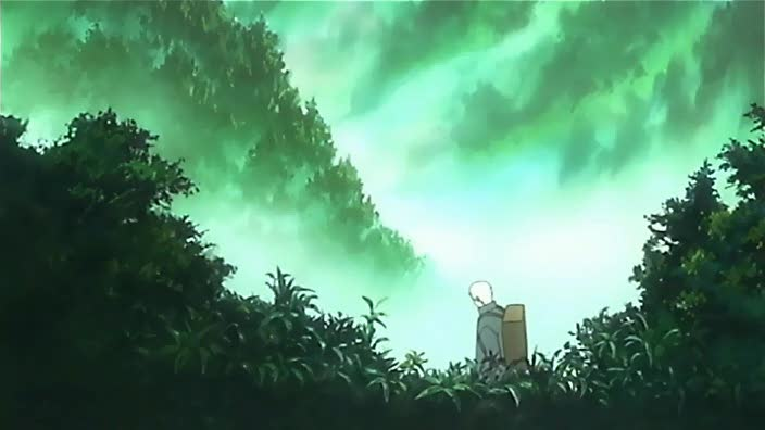 Mushi-Shi - Scene from the Anime