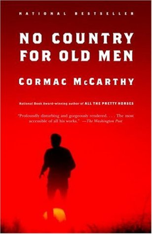 No Country for Old Men by Cormac McCarthy - Book Cover